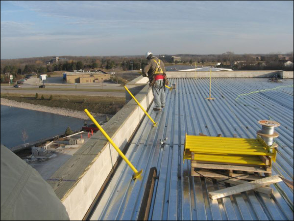 Midwest Commercial Roof Services Sheet Metal Fabrication
