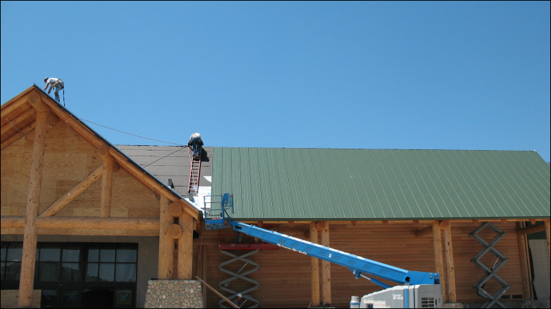 Commercial Roof Maintenance in Wisconsin